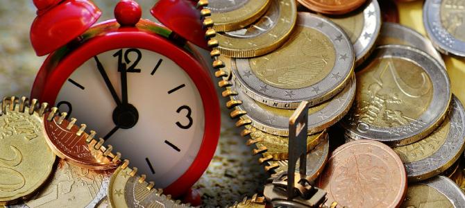 Jaka jest najdroższa waluta? …może czas?